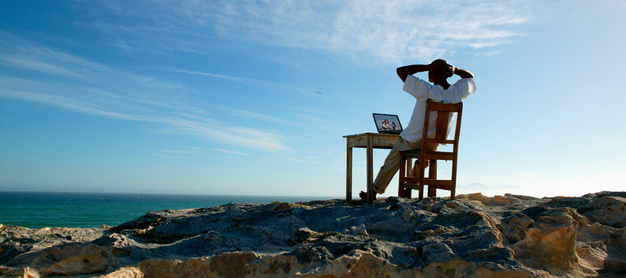 Work-life balance coverage from CNBC