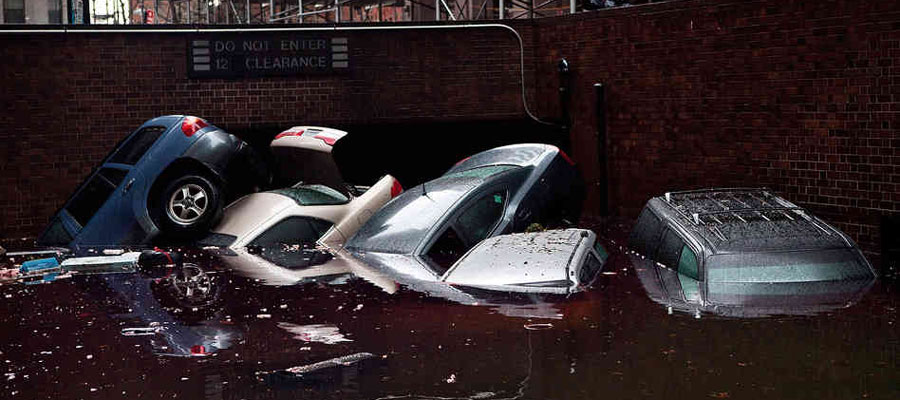 Superstorm Sandy – A Climate Change Reality Check