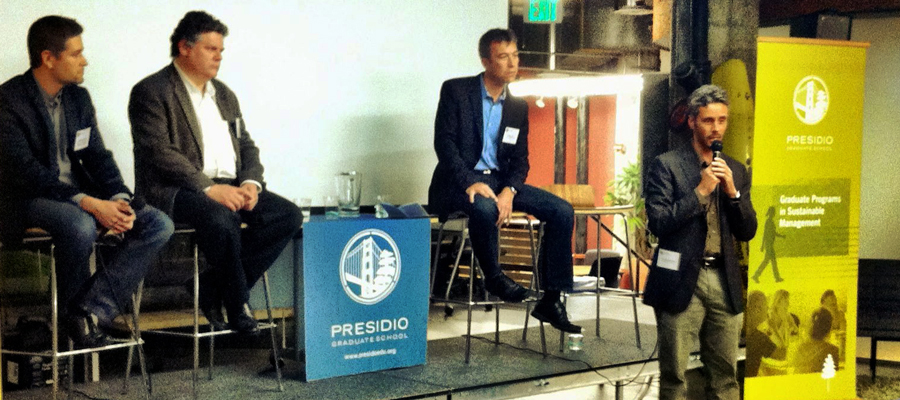 Presidio Presents at The Hub in San Francisco
