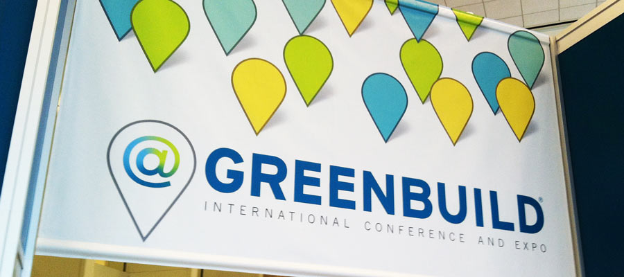The Star of Greenbuild 2012