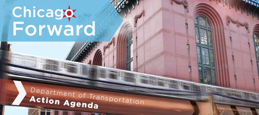 Chicago DOT Moves Forward with Sustainable Action Plan