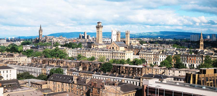 City of Glasgow Wins £24 Million to Build Future Cities Demonstrator