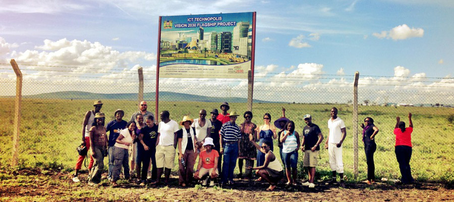 Construction Begins on Kenyan Smart City