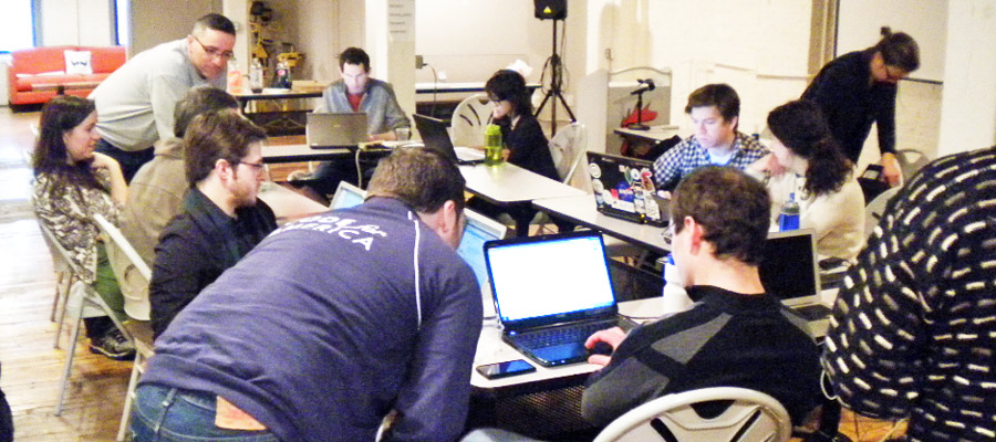 Open data: how civic hacking can create smarter cities