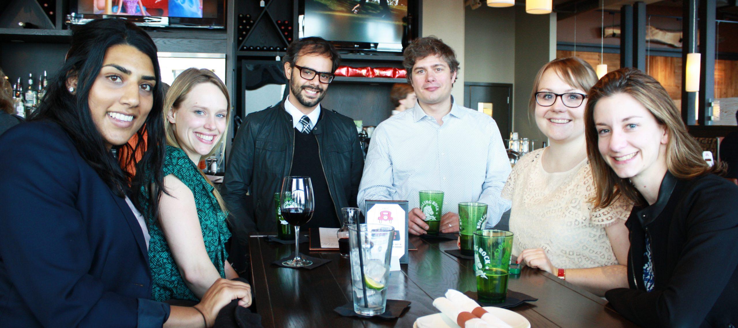 April 23rd Toronto Happy Hour Photos