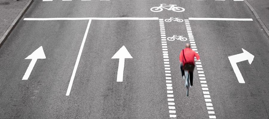 Walking & Biking: High tech understanding of low tech solutions
