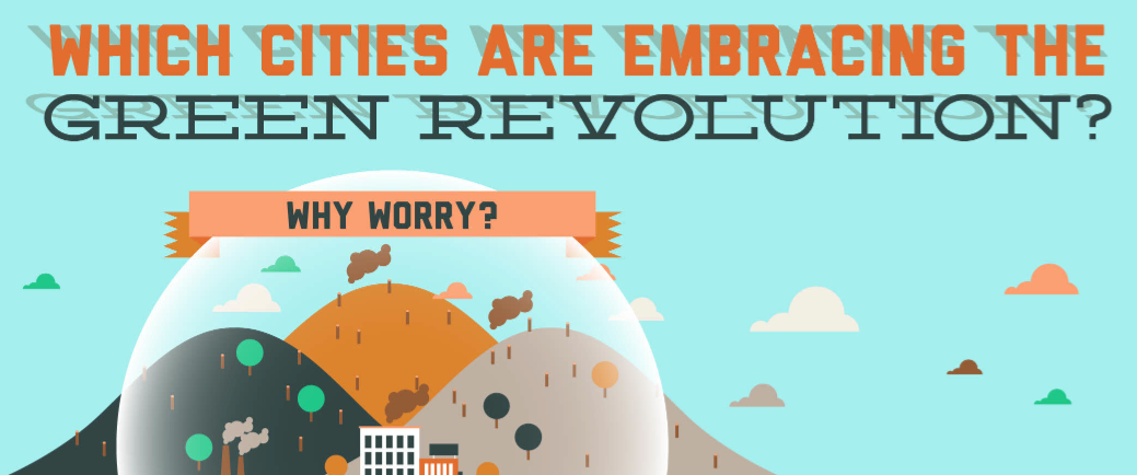 Infographic: Which Cities Are Embracing the Green Revolution?