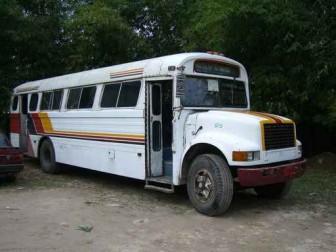 bus ville chichen itza