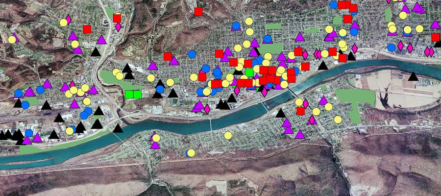 Mapping a Community's Key Assets — Its People