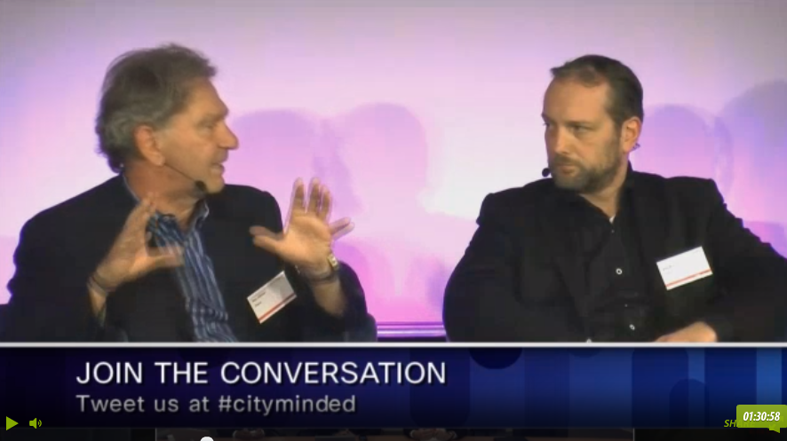 Archive Video: A Global TelePresence Conversation on Smart Cities