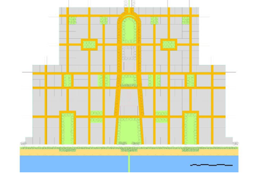 Urban Plan, Baja Pacifico, Mexico