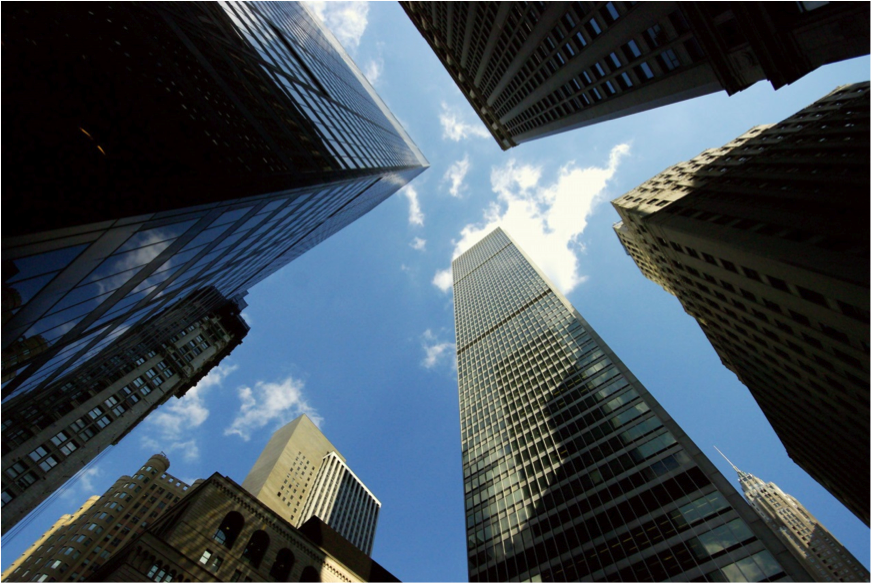 U.S. Financial District, (Photo Credit: Flickr)