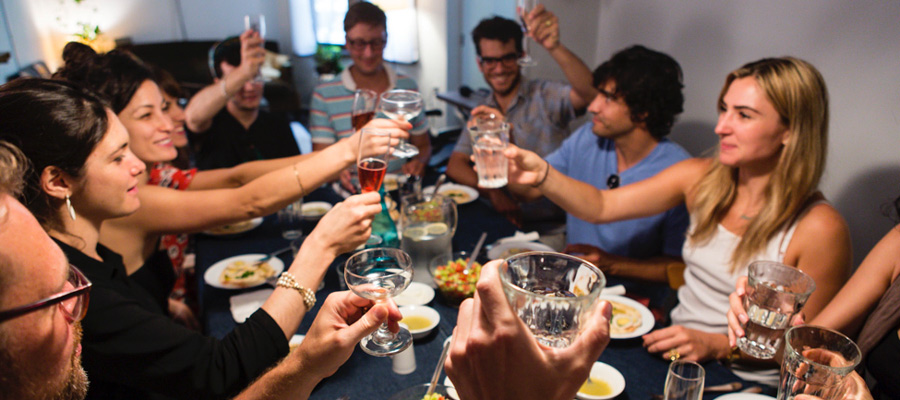 Meal Sharing is the Newest Player in the Sharing Economy