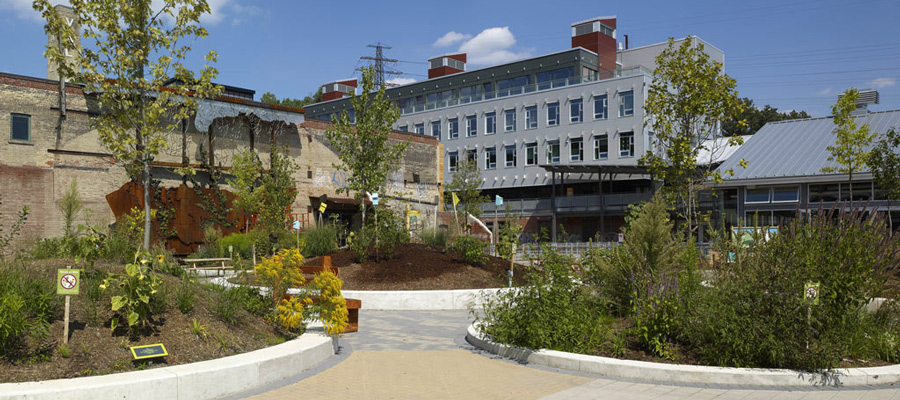 Heritage Site Community Centre in Flood Plain Gets LEED Platinum Accreditation