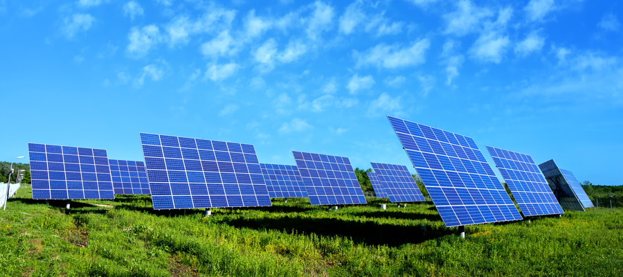Solar Energy to Triple by 2018