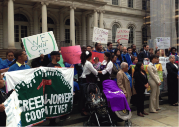 Photo Credit: NYC Network of Worker Cooperatives