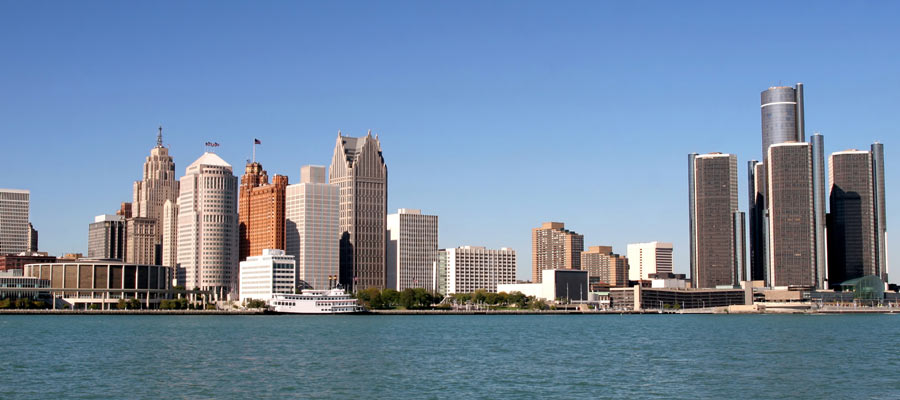 Transforming Detroit into a Smarter City