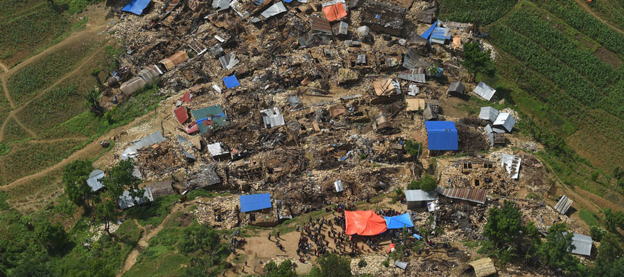 Can the Nepal Earthquake Become a Reason to Discard the Vernacular of its Settlements?