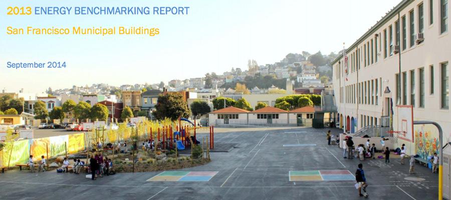 Energy Benchmarking of San Francisco Municipal Buildings