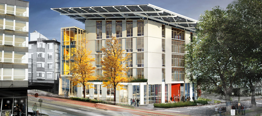 How to Beat the Greenest Office Building in the World
