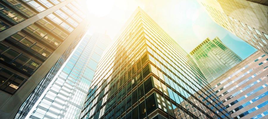 Hello Smart Efficient Buildings, Goodbye Coal