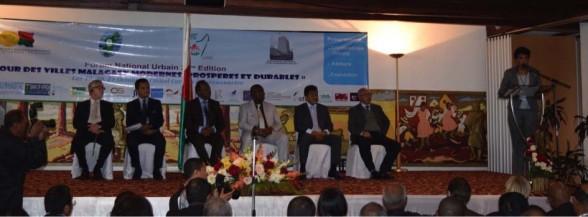 2nd National Urban Forum in Antananarivo