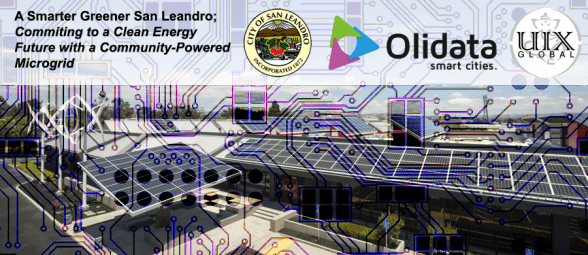 A Smarter Greener San Leandro: Committing to a Clean Energy Future with a Community-Powered Microgrid