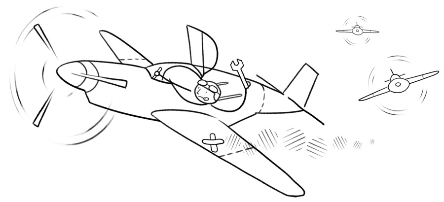 Fixing the Plane in Midair: Three Keys to Energy Transformation