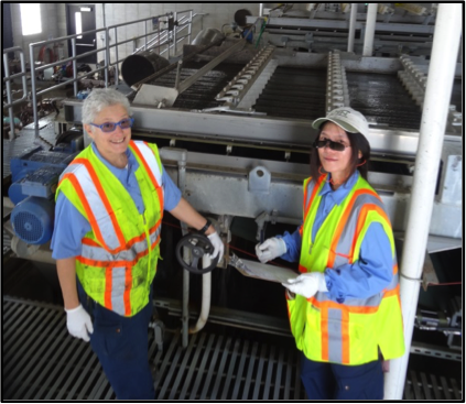 City of Hayward Wastewater Workers