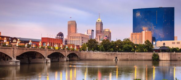 Indianapolis on the Rise