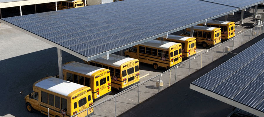 Schools Save Millions with Solar + Storage