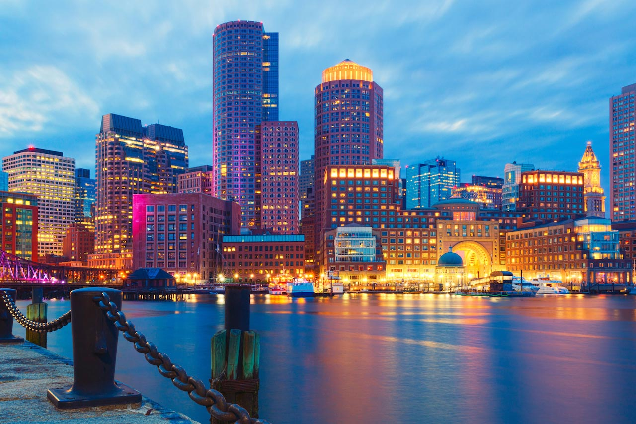 Maintaining Boston's Vibrancy and Transportation Systems in the Face of Sea Level Rise