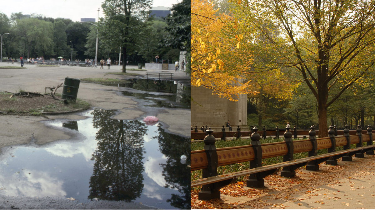 Replicable and Scalable Urban Park Management