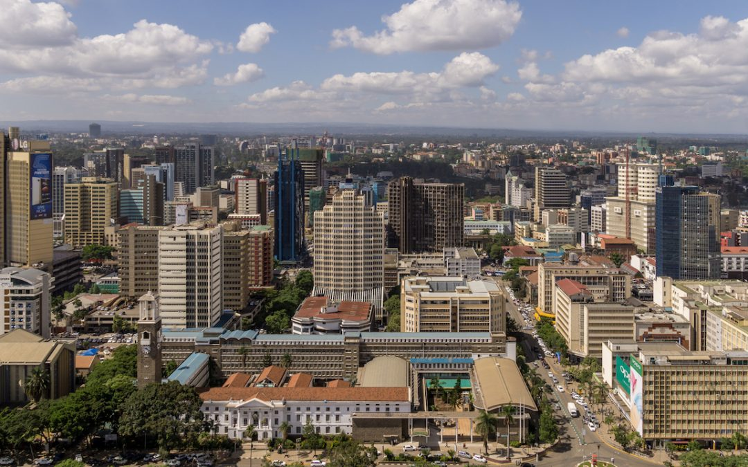 Leveraging Technology to Improve Transportation in Nairobi and Beyond