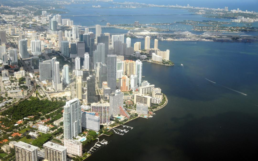 Sinking Cities Saved by Resilient Regions