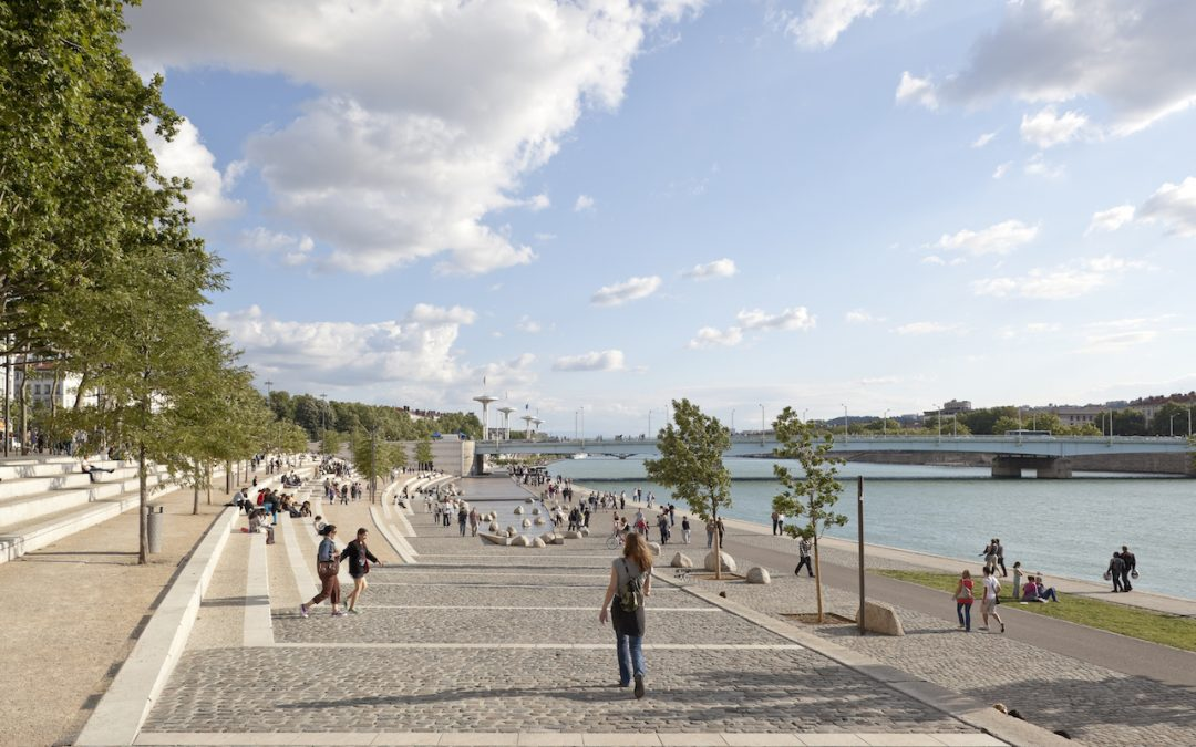 How Lyon is Testing the Self Data Concept to Empower Citizens