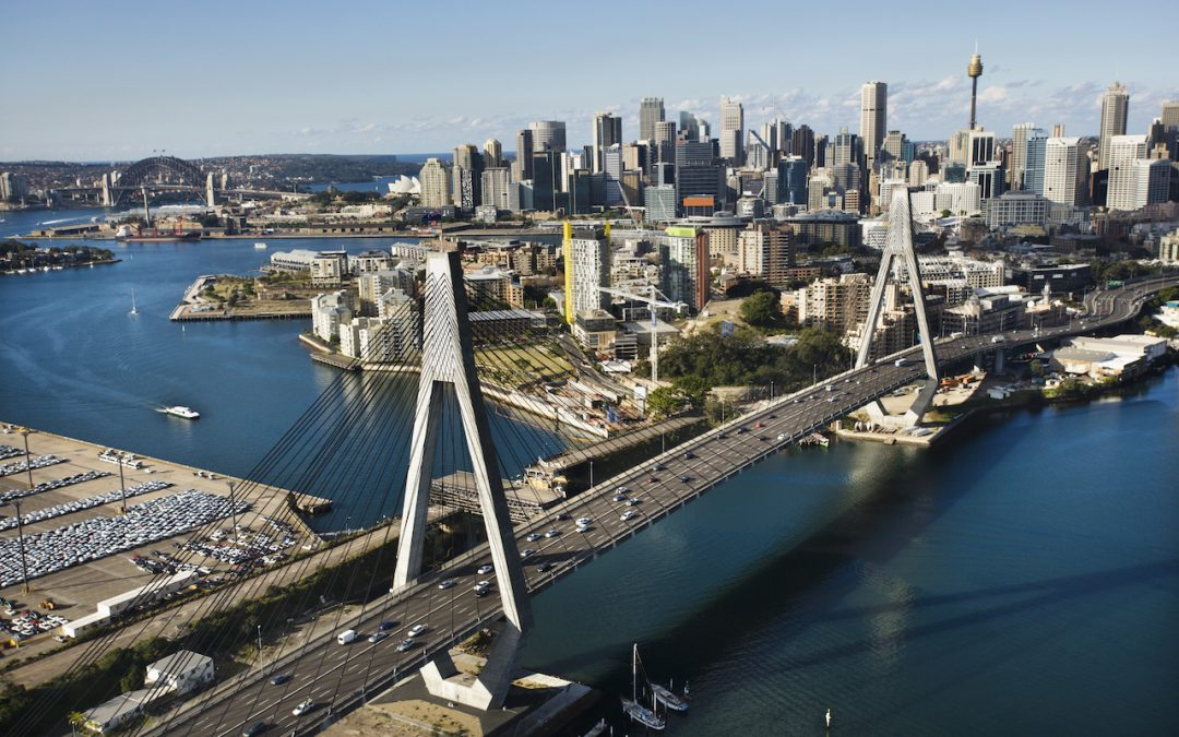 Building a 'Greenfields' Smart City in Australia