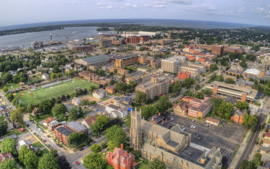 Creating a Smart Lake Erie